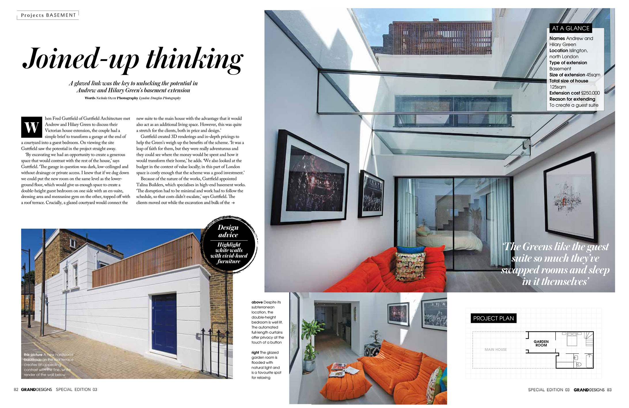 Grand Design Magazine - Blue Engineering