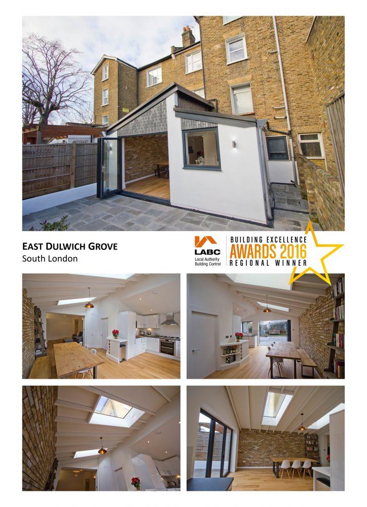 160523 - East Dulwich Grove