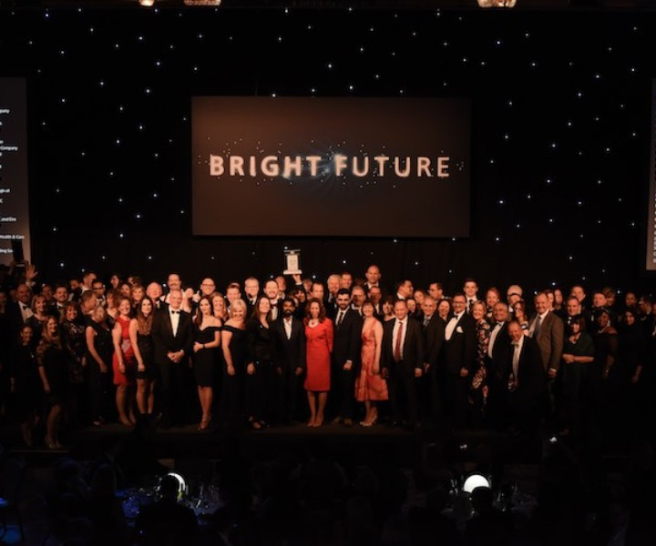 The Centrica Top 100 Apprenticeship Employers 2017. National Apprencticeship Awards Ceremony at the Grovesnor House Hotel, London. 18/01/18 Photographer: Mary Stamm-Clarke & Simon Johns